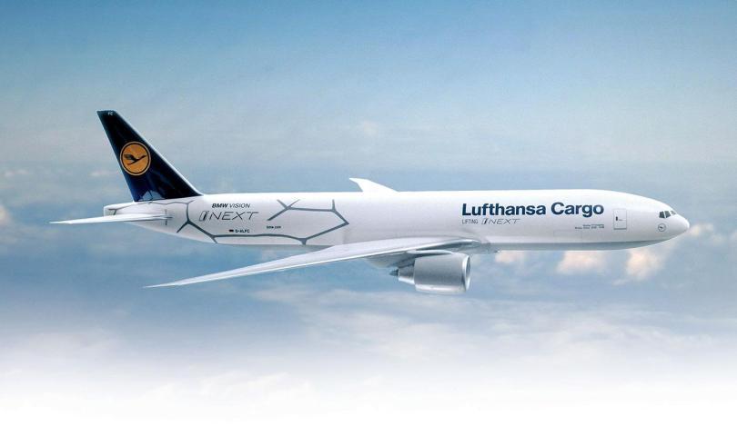 Lufthansa Cargo Eropa