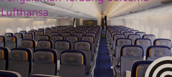 Pengalaman Terbang Bersama Lufthansa