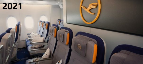 Informasti Lufthansa Air 2021
